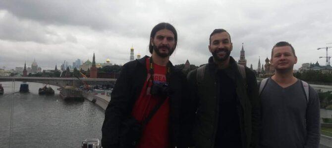Mjesec dana na ljetnjoj školi u Moskvi