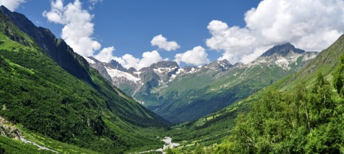 10 mitova o Kavkazu