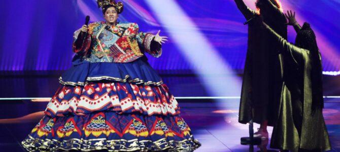 Kako je Rusija nastupila na Eurosongu