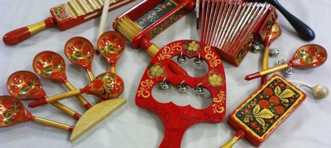 5 ruskih nacionalnih instrumenata