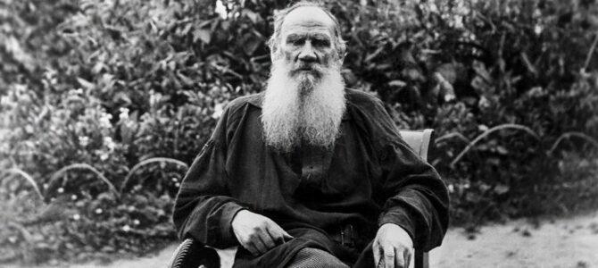 Ko je bio Tolstoj?